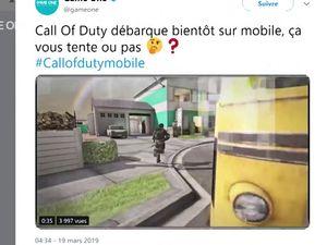 La Quotidienne - La Story : Call of Duty Mobile