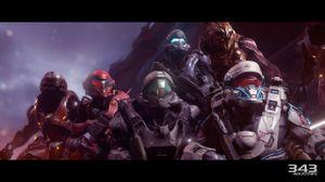 Des photos et une nouvelle vidéo pour Halo 5 !