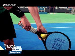 Reportage - Tennis World Tour