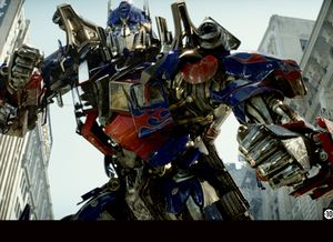 Case Cinéma : Transformers