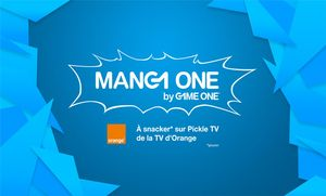Manga One by Game One - Le meilleur de l'univers Manga
