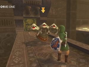 La Quotidienne - La Story : Zelda Skyward Sword