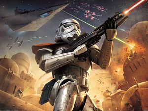 Dossier - Les jeux vidéo Star Wars