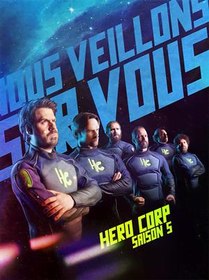 Hero Corp - saison 5 inédite !