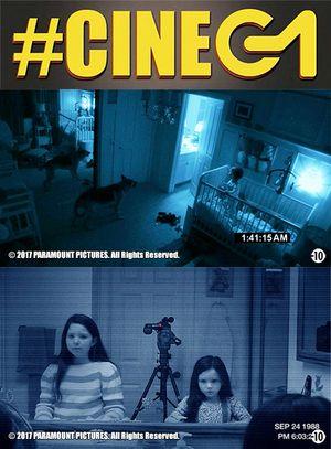 #CINÉG1 : Soirée cinéma spéciale Paranormal Activity
