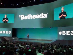 #E3G1 - E3 2018 : La conférence Bethesda