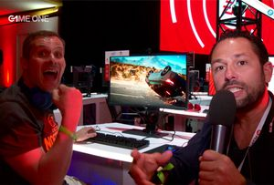 #E3G1 - Marcus et Julien Tellouck s'essayent à Need for Speed Payback !