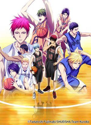 Kuroko's Basket Saison 3: LA SAISON 3 INÉDITE EN VF