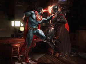 Injustice 2 - Le choc des Titans