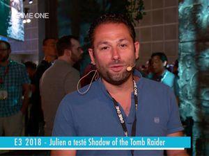 E3 2018 - Julien a testé Shadow of the Tomb Raider