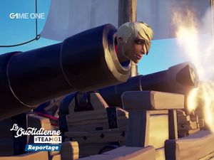 Reportage - Sea of Thieves