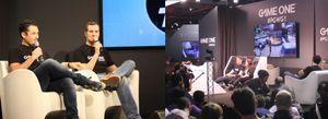 Game one en duplex de la Paris Games Week 2015 !