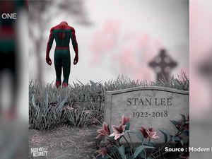 La Quotidienne - La Story : Stan Lee