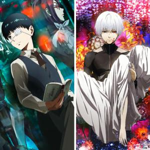 Tokyo Ghoul - Saison 1 et 2 en VF