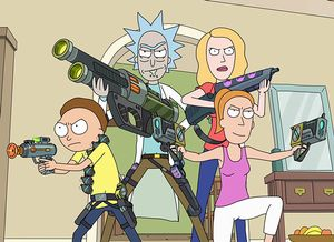 Série TV - Rick & Morty