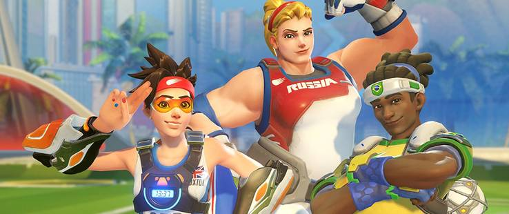 Overwatch : Summer Games