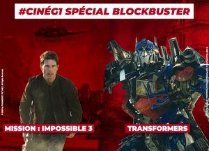 #CinéG1 Spécial Blockbusters
