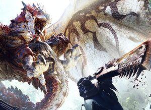 Reportage - Monster Hunter : World