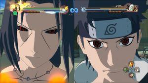 Naruto Shippuden Ultimate Ninja STORM 4 : Itachi VS Shisui Uchiha