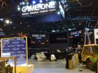 Montage de la scène Game One PGW 2017