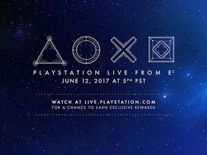 #E3G1 - E3 2017 : La conférence PlayStation