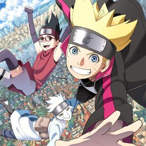 Boruto : Naruto Next Generations !