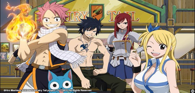 game one fairy tail replay