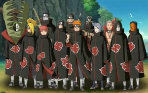 Naruto Shippuden - 100% Akatsuki