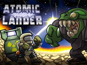 Jeux Mobile - Active Soccer 2DX et Atomic Super Lander