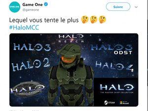 La Quotidienne - La Story : Halo: The Master Chief Collection