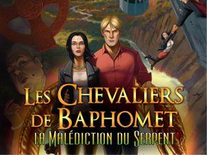 Sortie : Les Chavaliers de Baphomet 5 : La malédiction du serpent.