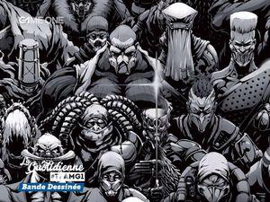 Bande dessinée - Ninja Slayer