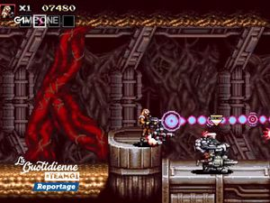 Reportage - Blazing Chrome