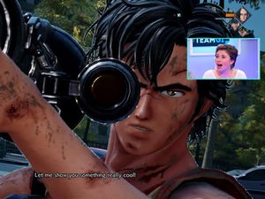 La Quotidienne - La Story : Jump Force