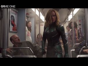 La Quotidienne - La Story : Captain Marvel