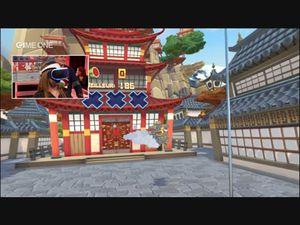 #TEAMG1 - Direct du 04/01 (3/4) Le défi Fruit Ninja en VR