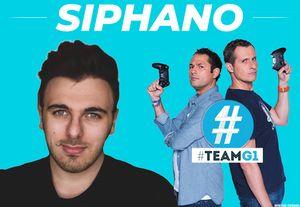 La #TEAMG1 reçoit Siphano !