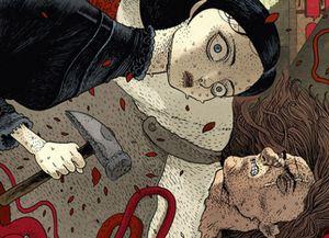 Bande dessinée - Dans l'antre de la pénitence