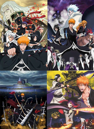 Bleach - 4 films inédits en prime time