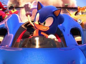 La Quotidienne - Test : Team Sonic Racing