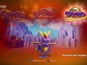 La Quotidienne - Le test de Spyro Reignited Trilogy
