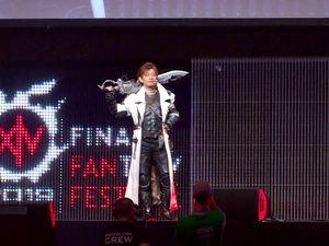 La Quotidienne : Final Fantasy XIV Fan Festival