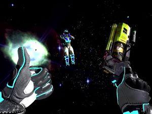 La Quotidienne - Test : Space Junkies