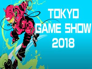 En direct du tokyo Game Show 2018