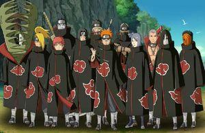 Naruto Shippuden 100% Akatsuki