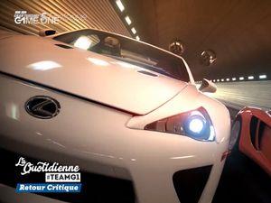 Retour Critique - Gran Turismo