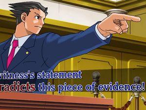La Quotidienne - Test : Phoenix Wright : Ace Attorney Trilogy