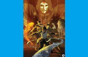 Série - La Légende de Korra - À partir du 20 mai du lundi au vendredi à 13h45 et 19h50