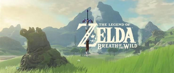 La Nintendo Switch, Zelda Breath of the Wild,...