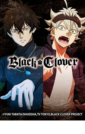 Black Clover - Inédit en VF du lundi au vendredi à 18h50